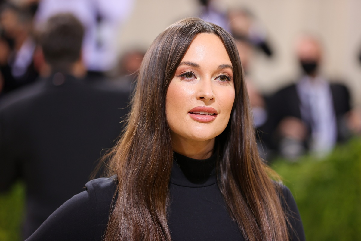 Kacey Musgraves attends The Met Gala on September 13, 2021 in New York City. The singer's latest album is inexplicably not eligible for the Grammys Country Music Album category.