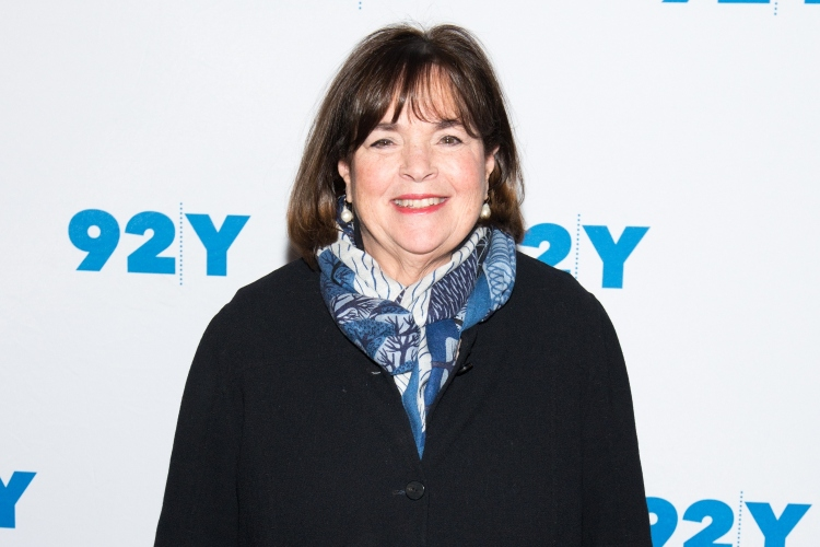 Author Ina Garten attends Ina Garten in Conversation with Danny Meyer at 92nd Street Y on January 31, 2017 in New York City.