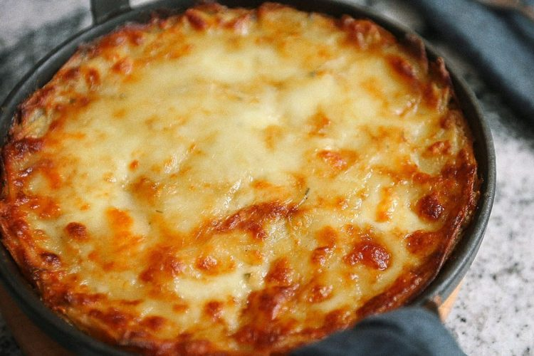 Spice Up Your Side Dish Skills With This Jalapeño au Gratin Recipe
