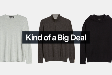 Refresh Your Cashmere Collection at This Nordstrom Rack Flash Event
