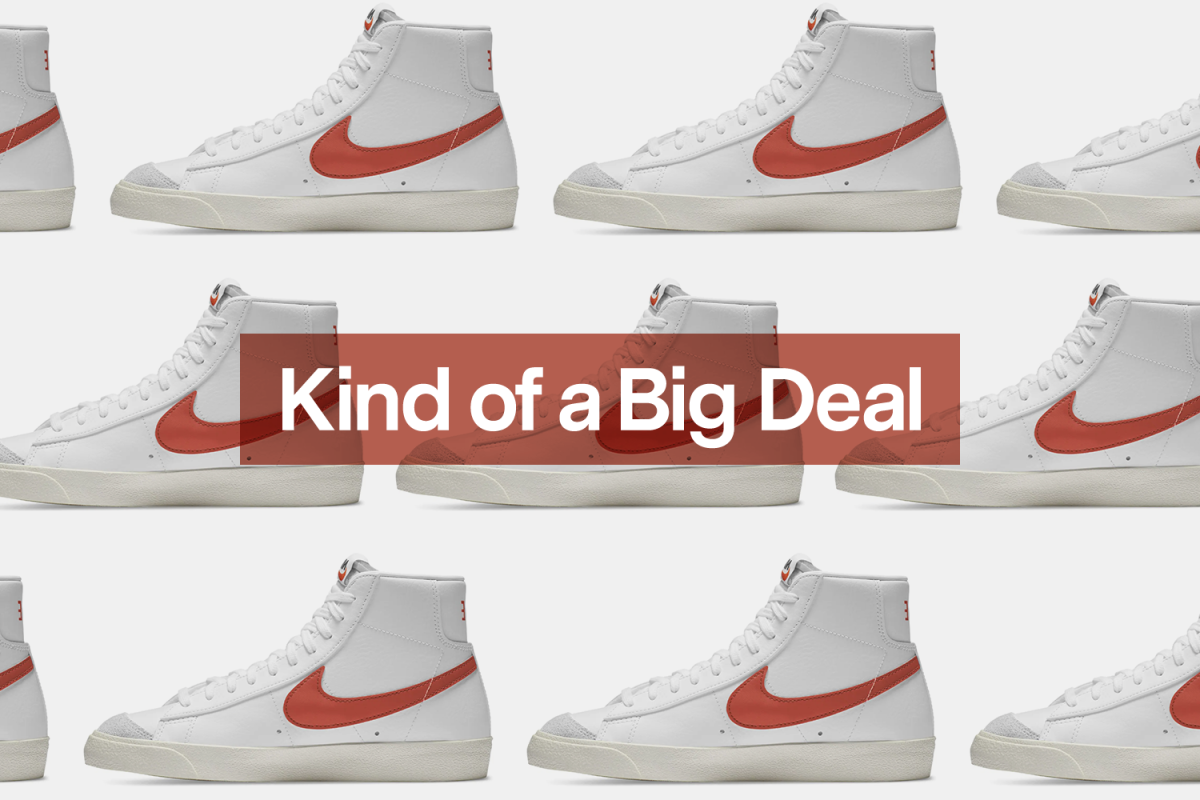 Save 25% on the Nike Blazer Mid '77 Sneakers Today