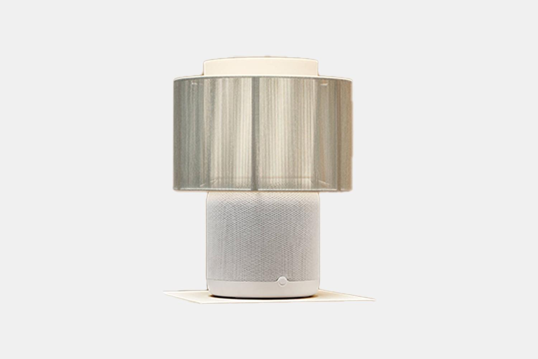 a speaker lamp