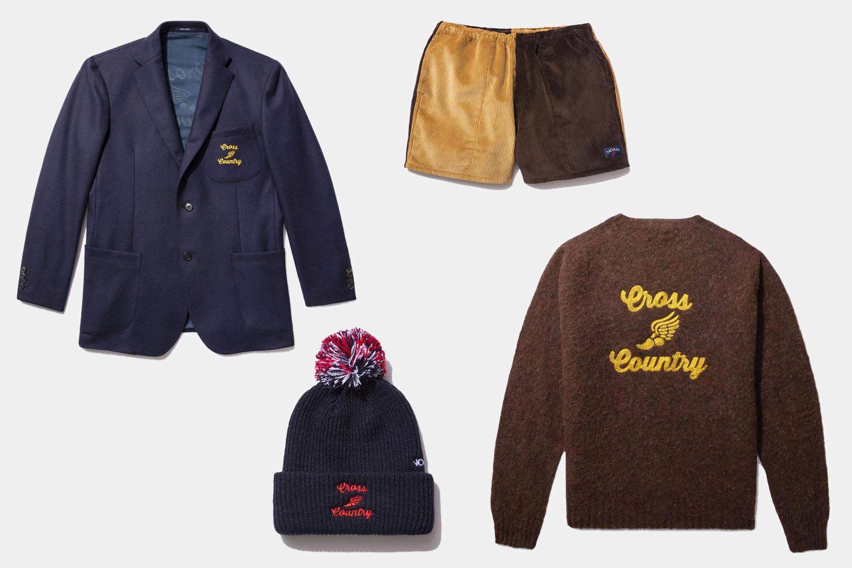 a compilation of Noah clothes