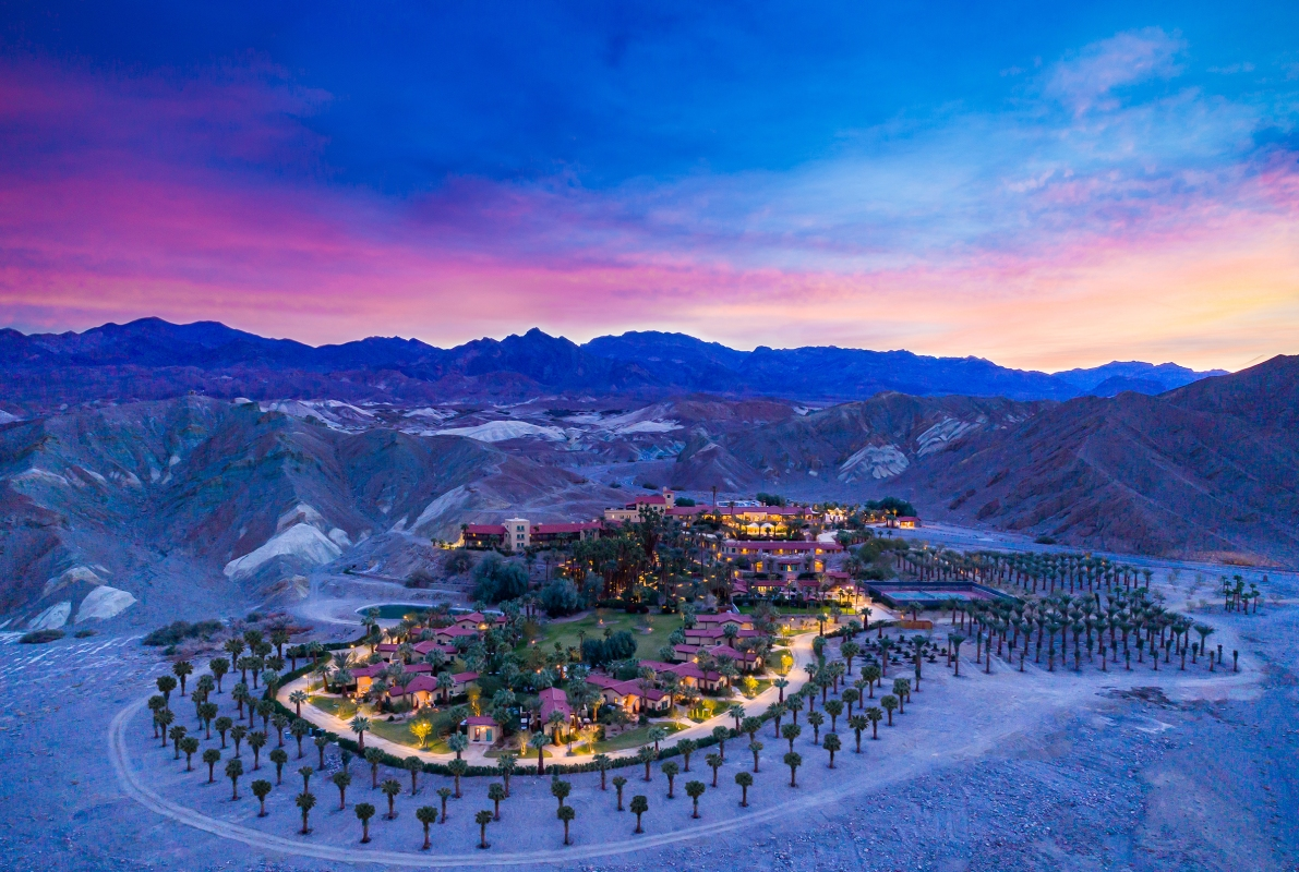 The Oasis at Death Valley reopened after a $100 million renovation.