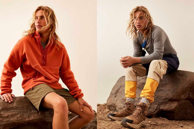 Outdoor Voices' Latest Collection Wants You to Go Take Several Hikes This Fall