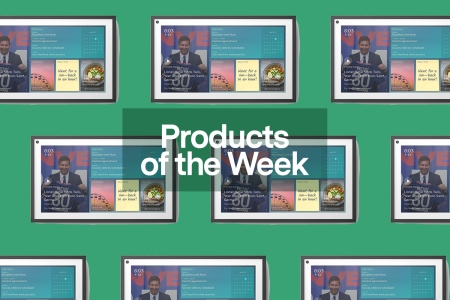 the product of the week headline