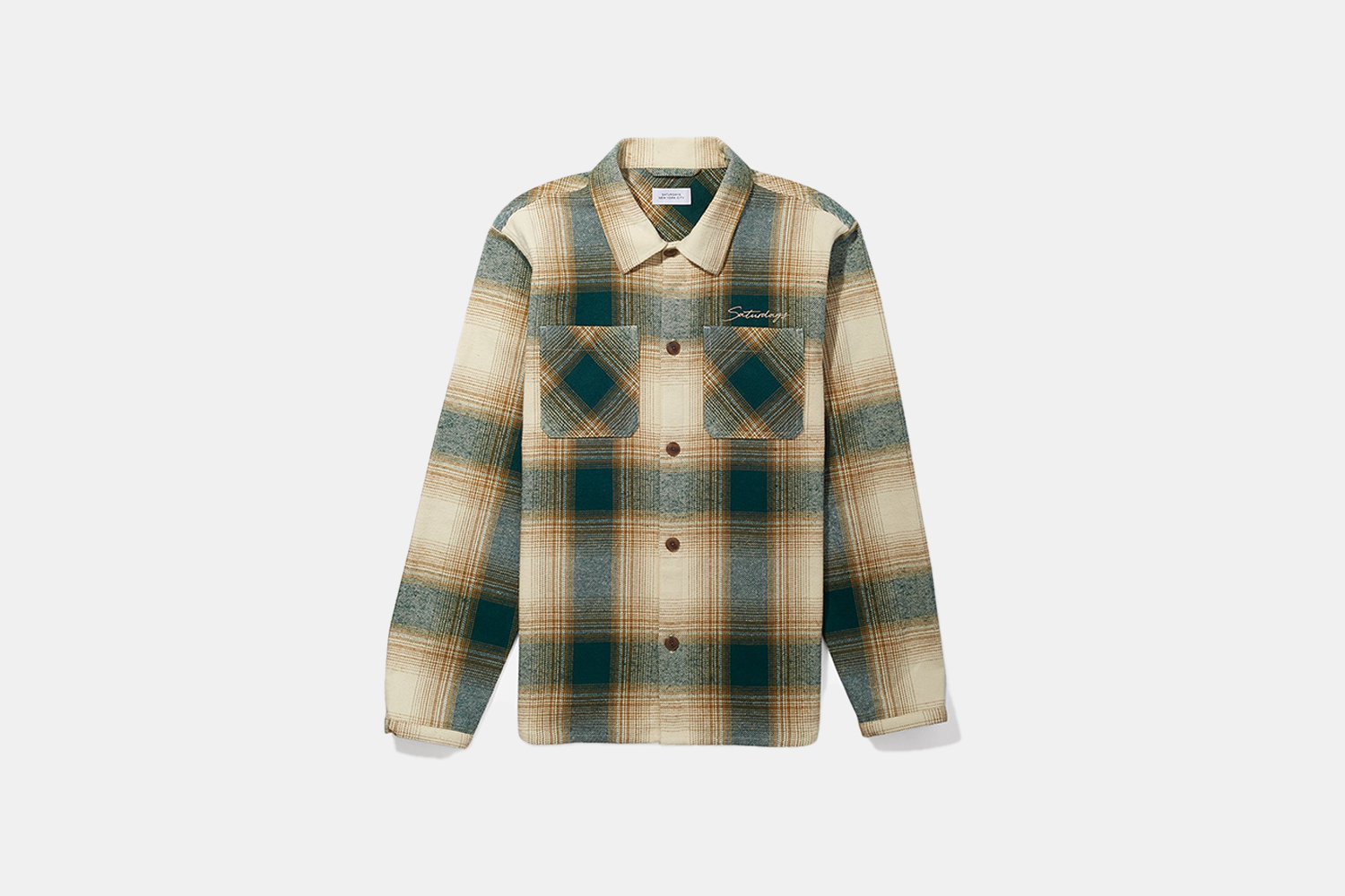 a flannel.