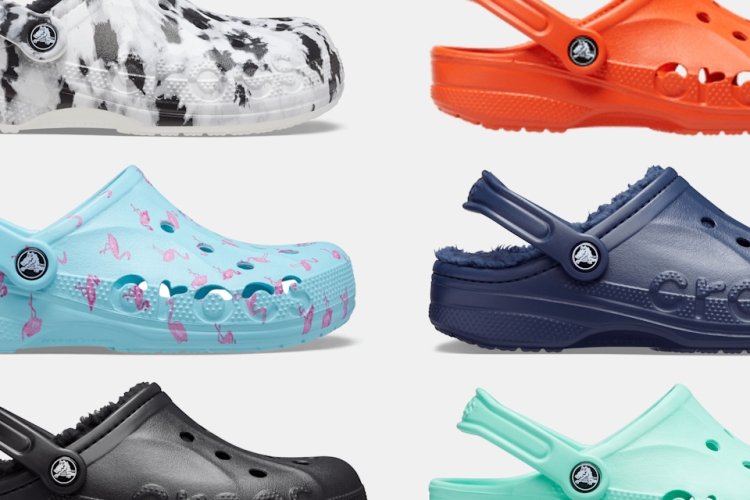 Shop the Crocs Flash Sale to discover refined comfort and style