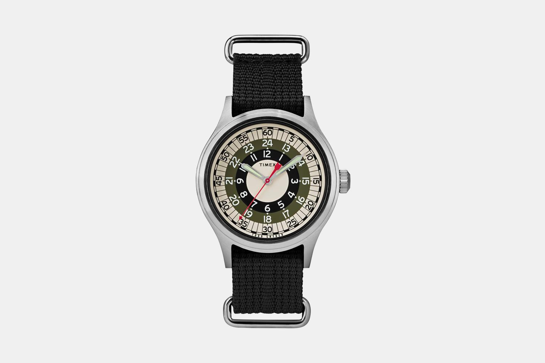 Timex x Todd Snyder Mod NATO Strap Watch, 40mm