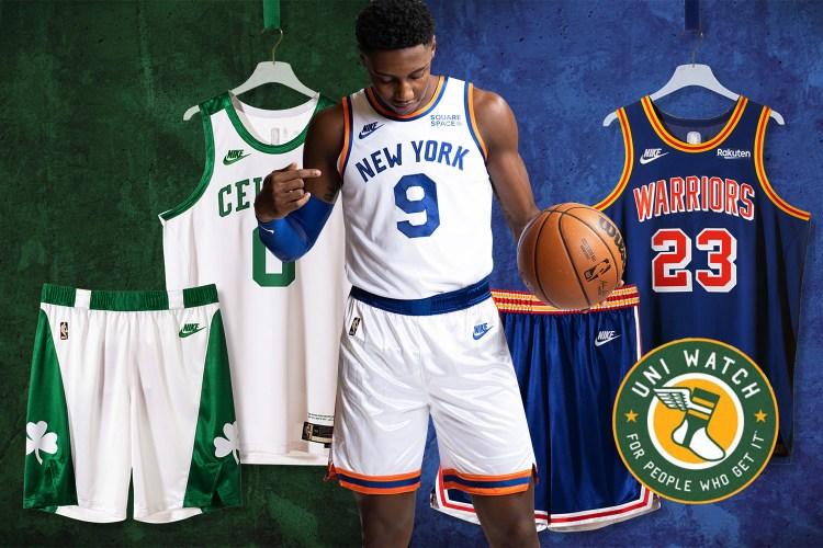 Uni Watch for NBA
