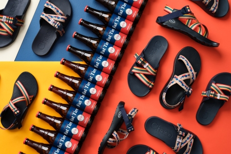 Up your style with the Chaco x New Belgium Brewing collection