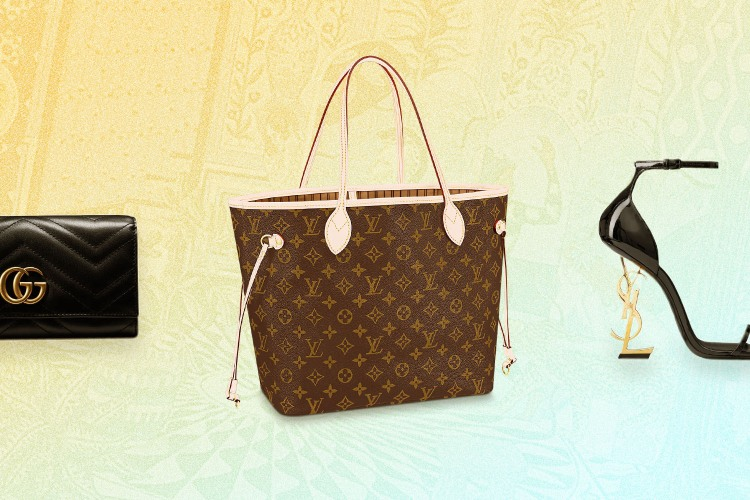 Louis Vuitton bag, YSL heels and purse are among the 25 most classic luxury gifts for her
