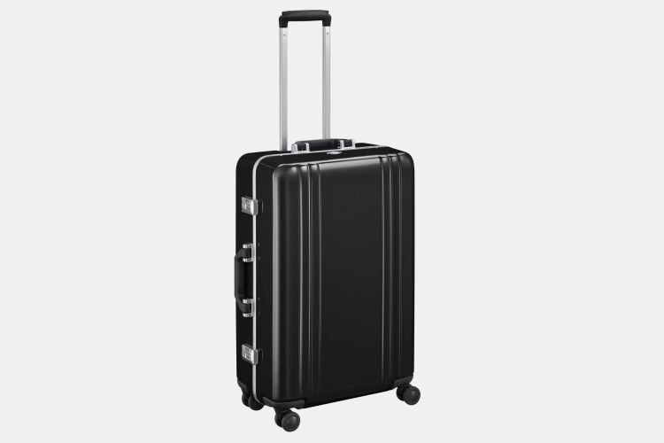 """ZH Classic Polycarbonate 25"""" Spinner Travel Case"""