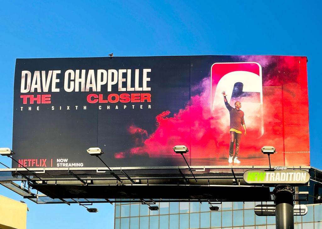 """The Closer"" billboard"
