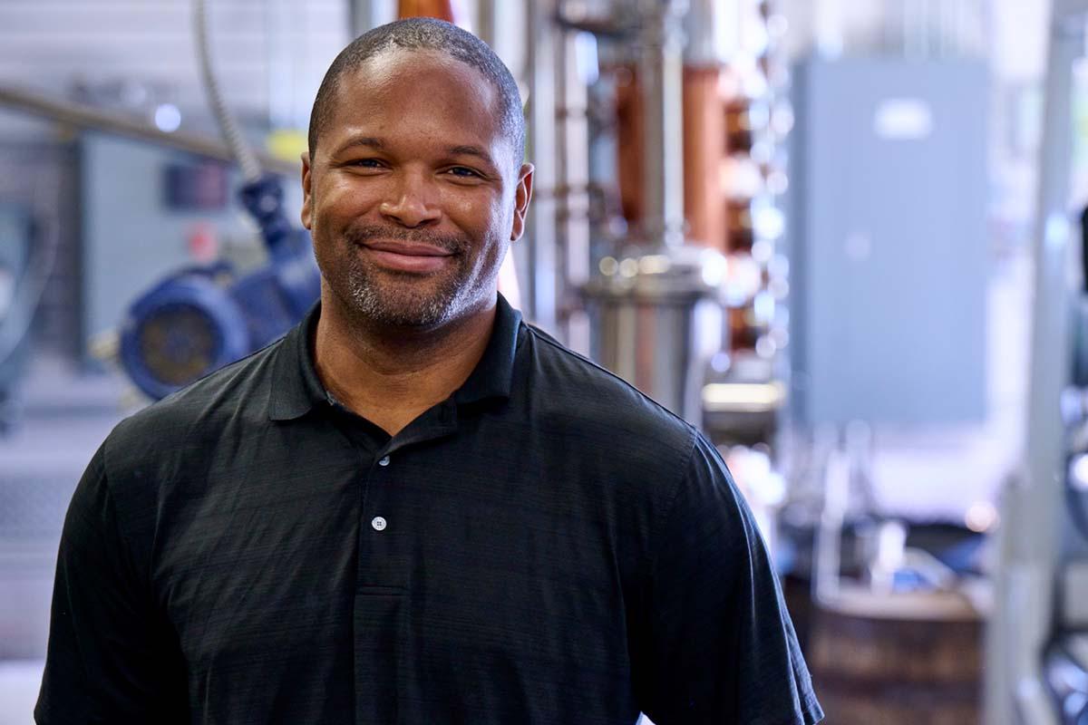 Chris Montana, Master Blender of American Liquor Co