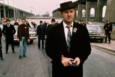 """Gene Hackman in """"The French Connection"""""""