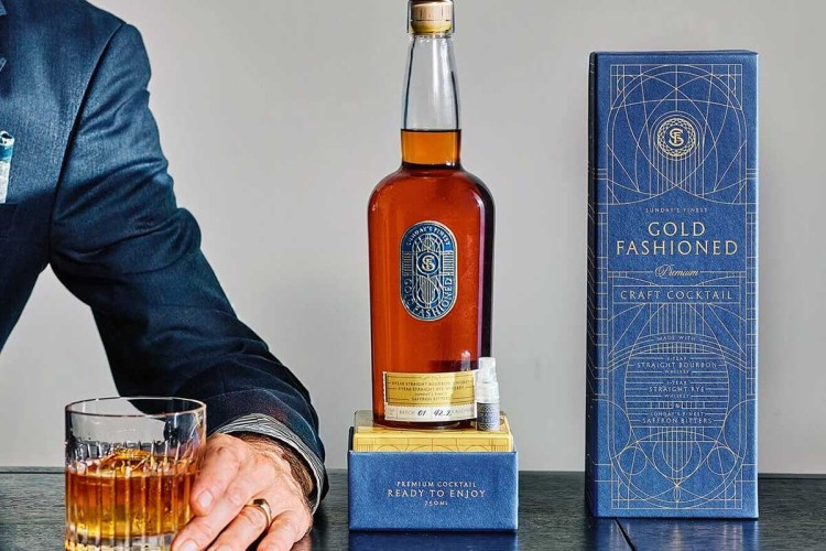 """""""My goal is to create the world's best Old Fashioned,"""" says Sunday's Finest founder Robby Haynes"""