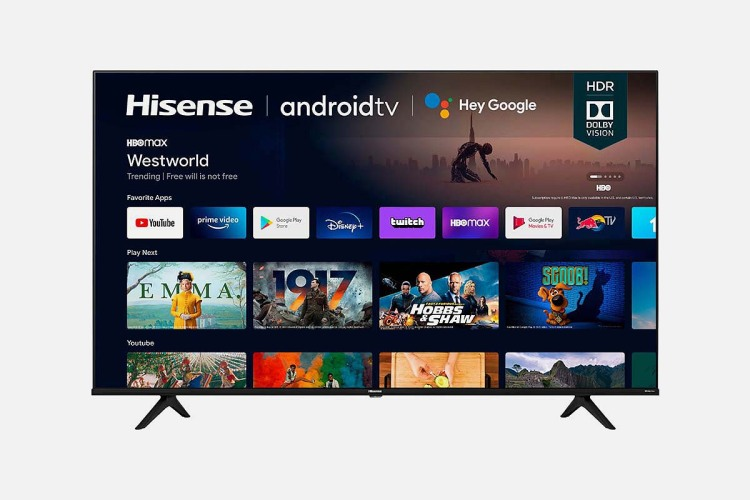 """Hisense - 70"""" Class A6G Series LED 4K UHD Smart Android TV, now on sale at Best Buy"""