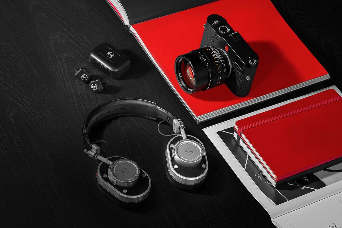 MW65 headphones from master & Dynamic, a collaboration with Leica