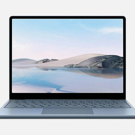 Microsoft Surface Laptop Go, now on sale at Amazon