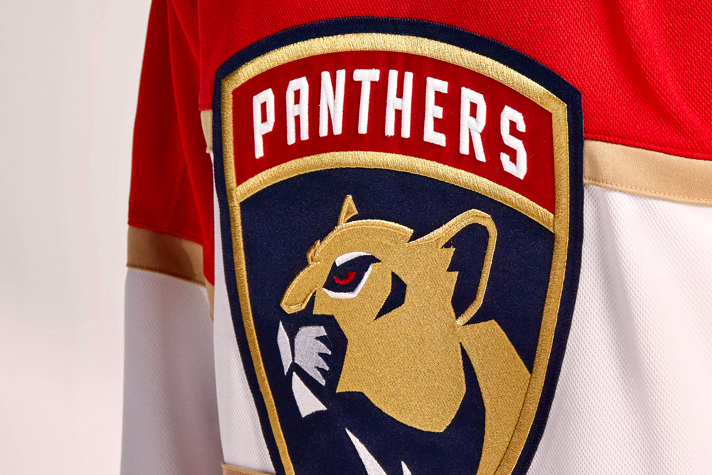 The Panthers' uniform.