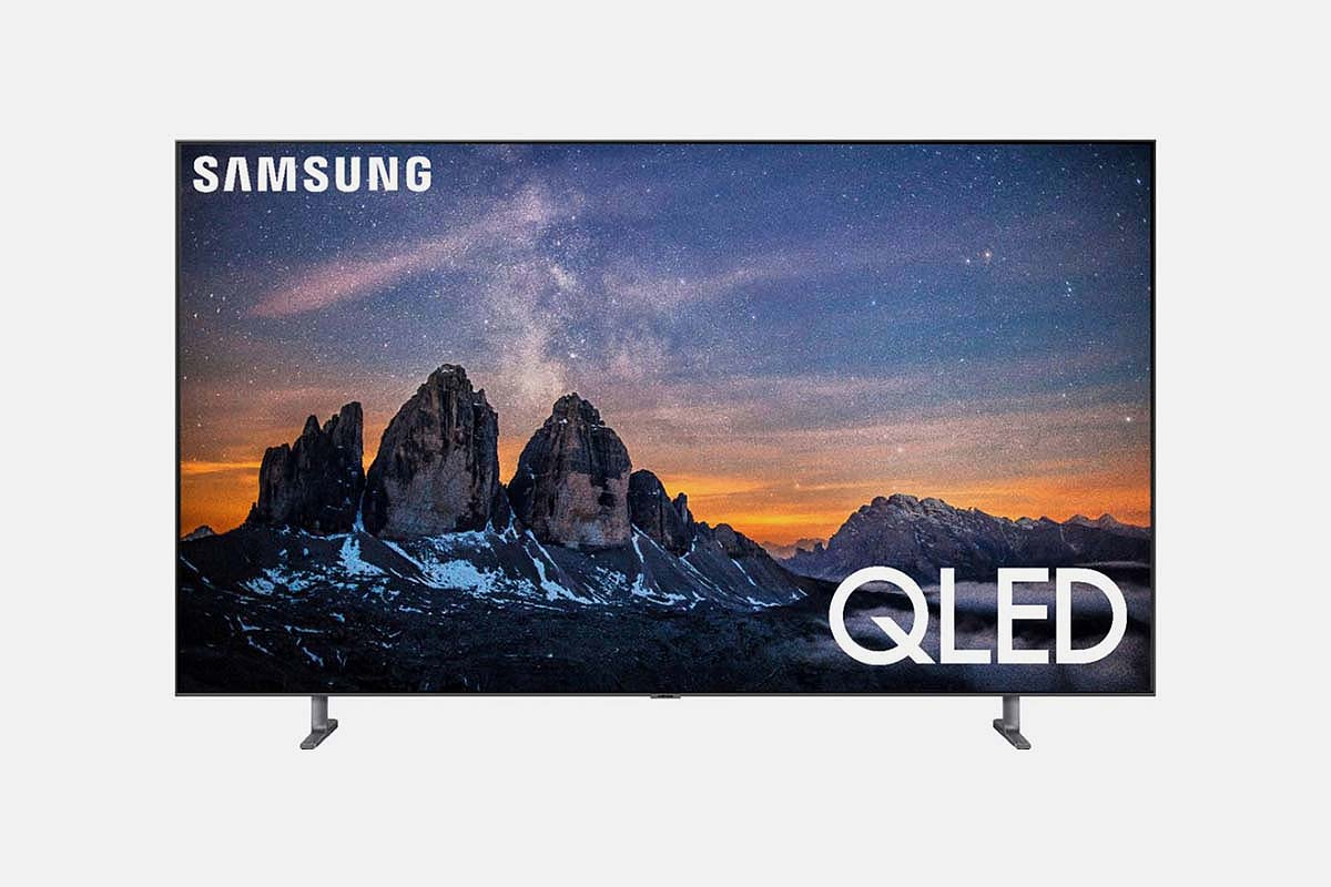 Samsung Q80R Series 2160p 4K LED Smart TV with HDR, now on sale at Woot