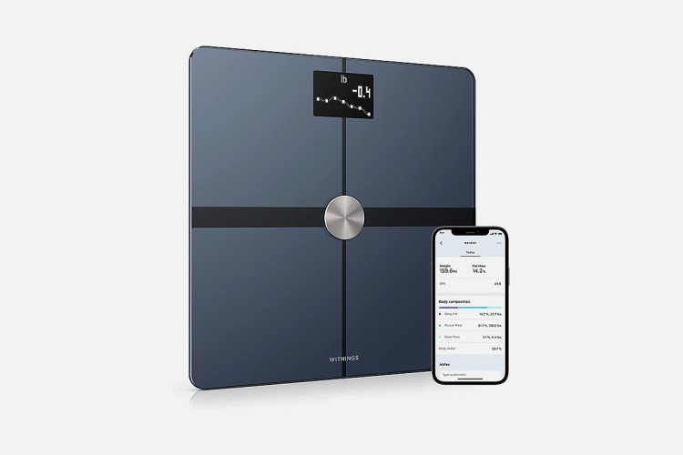 Withings Body+ - Digital Wi-Fi Smart Scale, now on sale at Amazon
