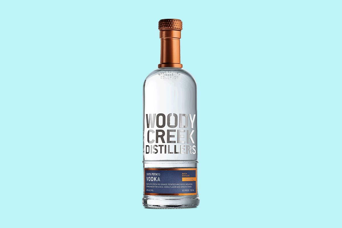 Woody Creek Vodka
